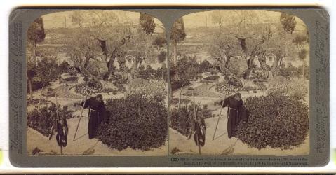 Taman Gethsemane yang dipercayai oleh penganut Kristian sebagai tempat di mana Nabi Isa as ditangkap dan dihukum salib. Manakala umat Islam percaya Taman Gethsemane adalah tempat terakhir Nabi Isa as sebelum diangkat ke langit.